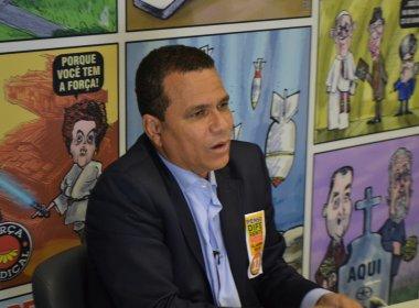 'Eu sou o sonho possível', diz Cláudio Silva sobre candidatura em Salvador