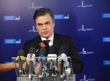 Cunha Lima analisa discurso de Dilma: 'Será condenada pela maioria esmagadora'