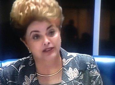Dilma comete gafe e chama Eduardo Cunha de presidente de 'Câmara de Vereadores'