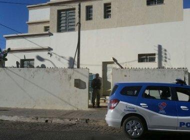 Guanambi: Dupla arromba agência dos Correios no município; suspeitos seguem foragidos