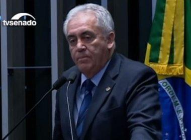 Otto nega troca de votos por benesses e diz acreditar na inocência de Dilma
