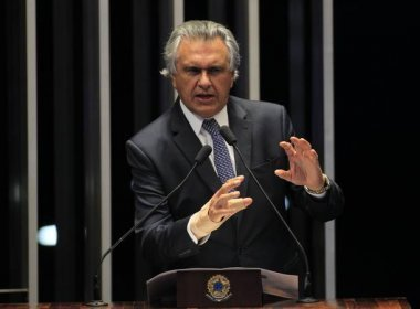 SENADOR CAIADO PODERÁ DEIXAR BASE  DO GOVERNO