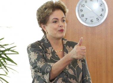 DILMA PEDE AO TSF ANULAR SESSÃO DO IMPEACHMENT