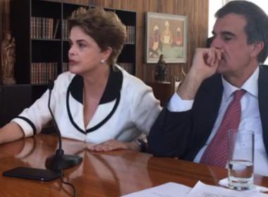 Em entrevista, Dilma diz que fatiamento de votação do impeachment é 'estranhíssimo'