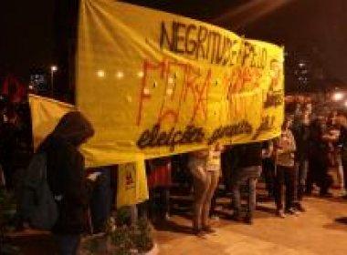 Movimento negro em São Paulo pede saída de Temer