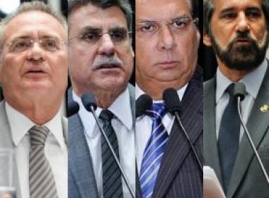 Belo Monte: Renan, Jucá, Raupp e Jader são investigados por suspeita de receber propina