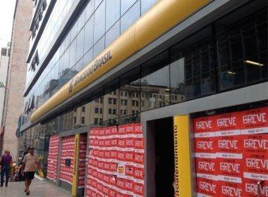 Greve dos bancários afeta 545 agências na Bahia