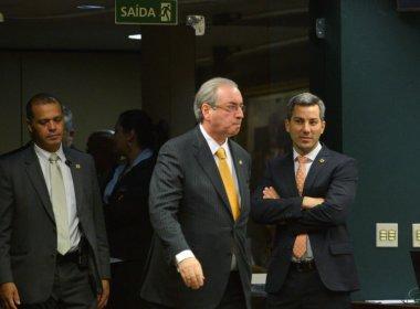 Cunha recorre no STF para anular votação que pode cassar seu mandato na Câmara