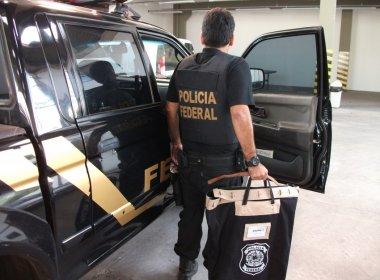 Fraude no INSS: PF cumpre mandados em Porto Seguro e Minas Gerais