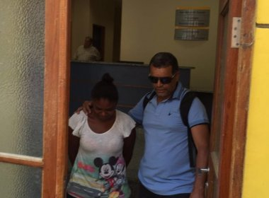 Suspeita de entregar criança de dois anos a coronel suspeito de estupro vai para presídio