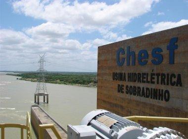 Barragem de Sobradinho deve atingir volume morto no fim de 2016, afirma ministro