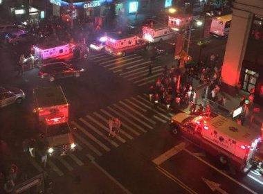 Explosão deixa pelo menos 29 feridos em Nova York; polícia encontra segundo dispositivo