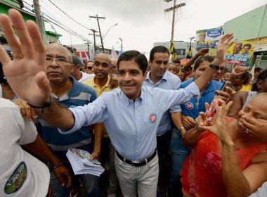 ACM Neto confirma presença em debate eleitoral na Rede Bahia