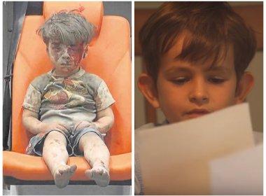 Garoto americano escreve carta para Obama e oferece casa à criança síria; veja vídeo