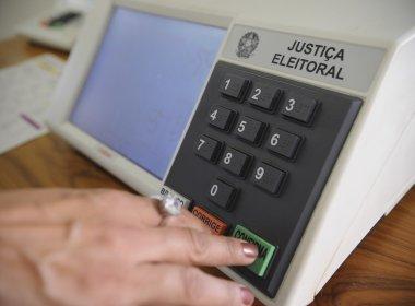 Eleitores não podem ser presos a partir desta terça