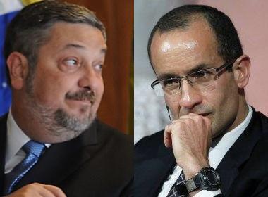 Palocci e Marcelo Odebrecht estão presos em alas diferentes em Curitiba