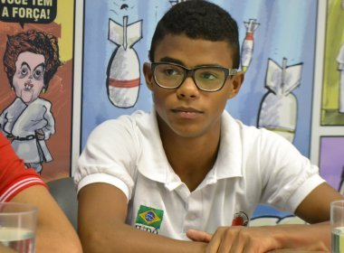 Vice no brasileiro, judoca baiano pede apoio para conseguir lutar no Sul-Americano
