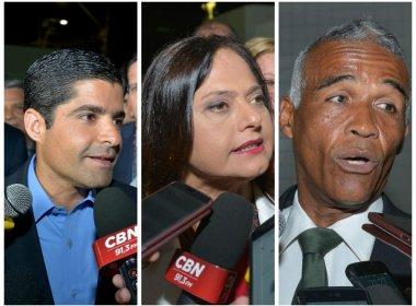 Babesp / Bahia Notícias: ACM Neto venceria segundo turno contra Alice e Isidório