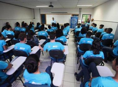 Programa de Educação para jovens inicia segunda turma em Camaçari