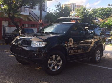 POLÍCIA FEDERAL ARROMBA SEDE DO PT DA  BAHIA