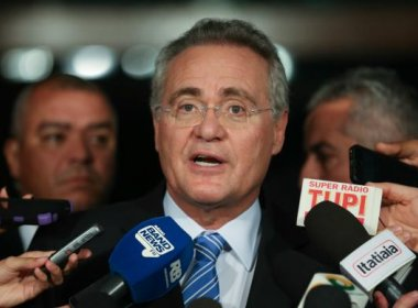 PMDB foi o partido vitorioso nas eleições municipais, diz Renan