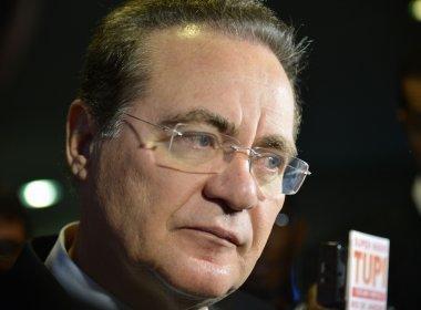 Resultado das eleições mostra que reforma política é 'urgente', diz Renan Calheiros