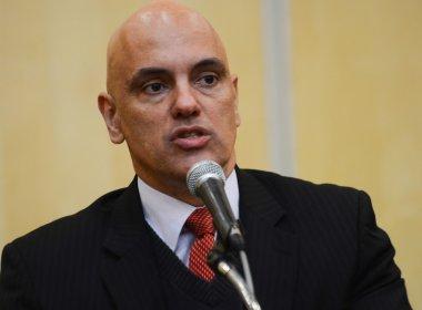Ministro da Justiça vira alvo em ação depois de acusar policial militar sem provas