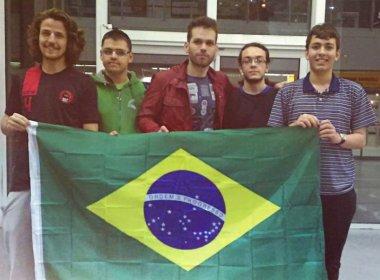 Delegação brasileira fica em 1º lugar em olimpíada internacional de matemática