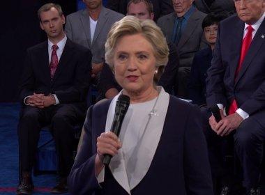 Hilary Clinton abre 11% de vantagem contra Donald Trump em pesquisa eleitoral