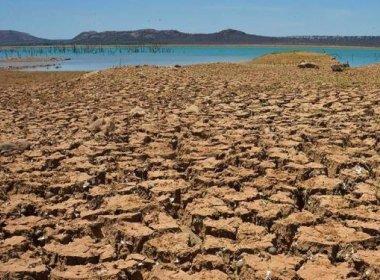 Quatro barragens da Bahia têm volume crítico de água