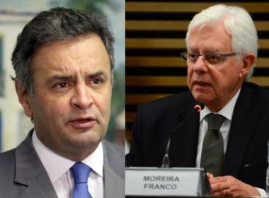 PSDB e PMDB costuram aliança para eleições em 2018; Aécio e Franco coordenam