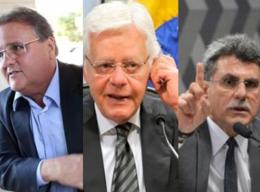 Geddel, Moreira Franco e Jucá são citados por executivo da Odebrecht, diz Veja