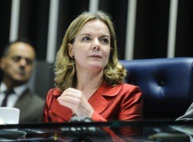 Delator pretende contar como Odebrecht pagou dívidas de campanha de Gleisi Hoffmann