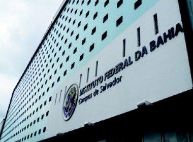 Em estado de greve, professores e técnicos do Ifba podem parar as atividades em novembro