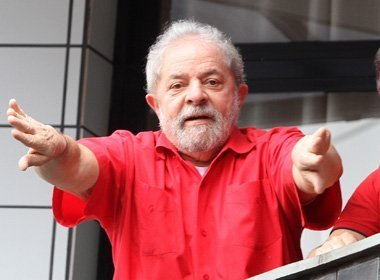 CUT/Vox Populi: Lula lidera intenções de voto para 2018 e desbanca Aécio Neves