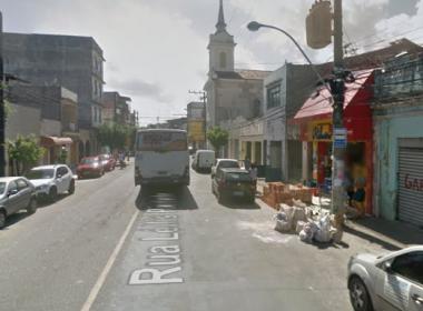 Operadora de caixa é vítima de terceiro ataque com seringa em Salvador