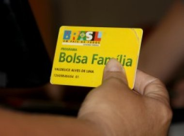 Cerca de 14 milhões de famílias deverão receber R$ 2,5 bi do Bolsa Família em outubro