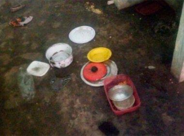 Dez crianças são encontradas em situação de abandono em Camaçari