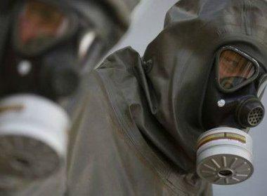 Estados Unidos pedem pressão sobre Síria com relação ao uso de armas químicas