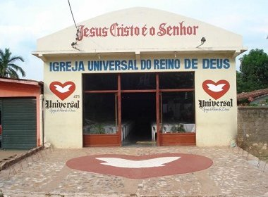 Igreja Universal é condenada a pagar R$ 300 mil de indenização por estupro de menor