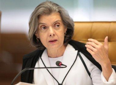 Sem citar Renan, Cármem Lúcia pede 'respeito' a juízes e se diz 'destratada' por declarações