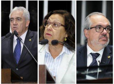 Entre críticas e elogios, senadores baianos se dividem sobre PEC do teto de gastos