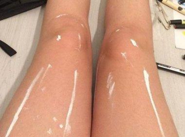 Pernas são polêmicas: Efeito de imagem publicada em rede social viraliza na internet