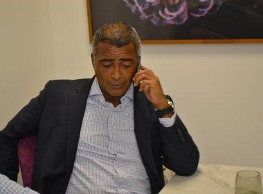 PGR conduz investigação sigilosa sobre Romário, diz colunista