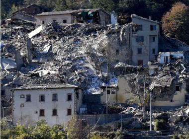 Novo terremoto é percebido na zona central da Itália nesta terça