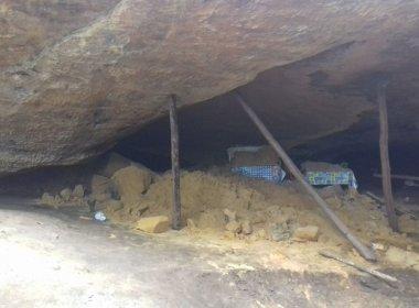 Desabamento de gruta durante cerimônia religiosa deixa ao menos 10 mortos no TO