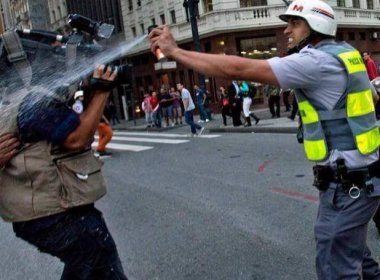 Para 70% da população, polícias cometem excessos de violência