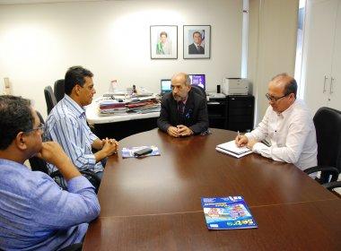 Setre e Ufba firmam parceria para realização de competições em quatro bairros
