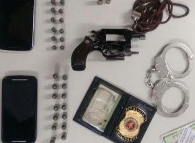 Prisão de falso policial em Camaçari é destaque em Municípios