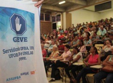 Servidores de universidades baianas decidem manter greve contra PEC do teto dos gastos